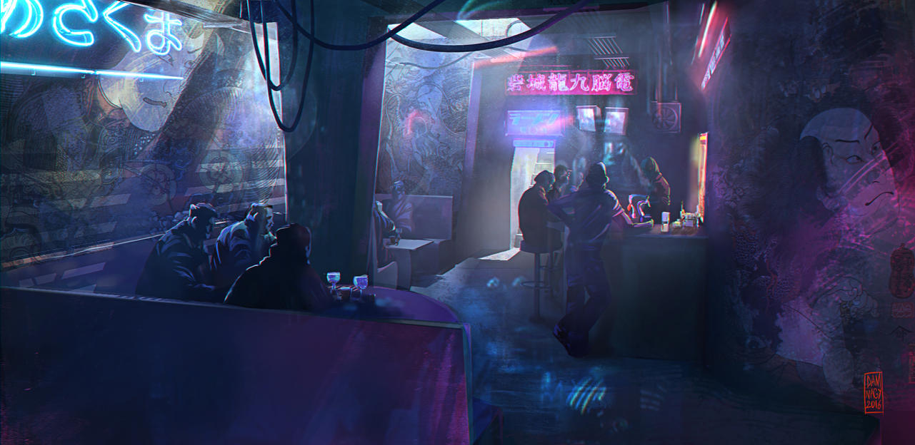 Damna work in progress Cyberpunk_bar_by_damnagy-dag7ctt