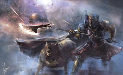 Viking Mandalorian - Mandalorian Fan Concept Art