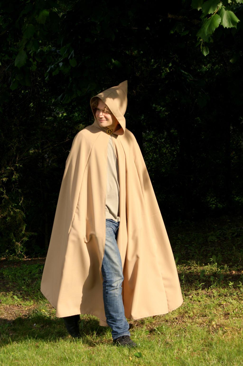 Eldelion's cloak by Galendae