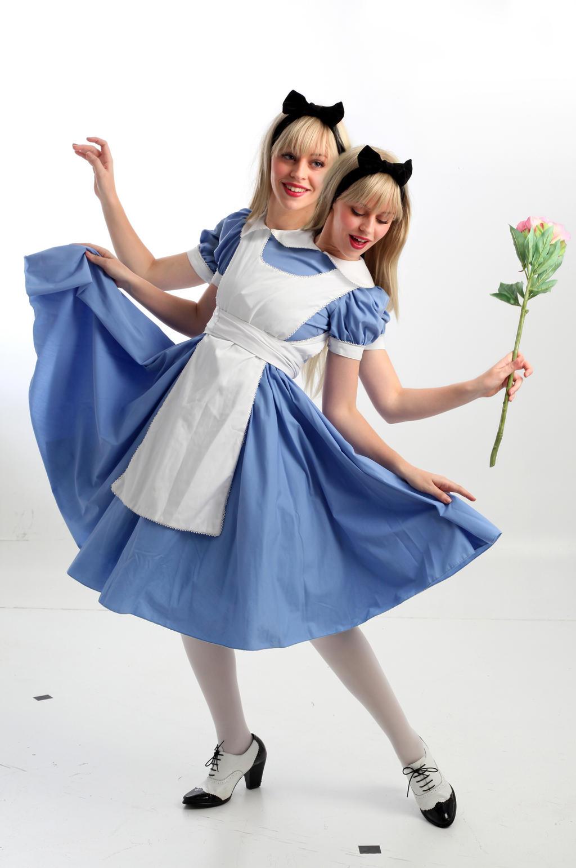2 Headed Alice by jim830928 on DeviantArt