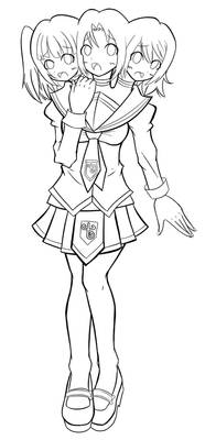 Schoolgirl Santriena - TRADT-PRODUCTION request