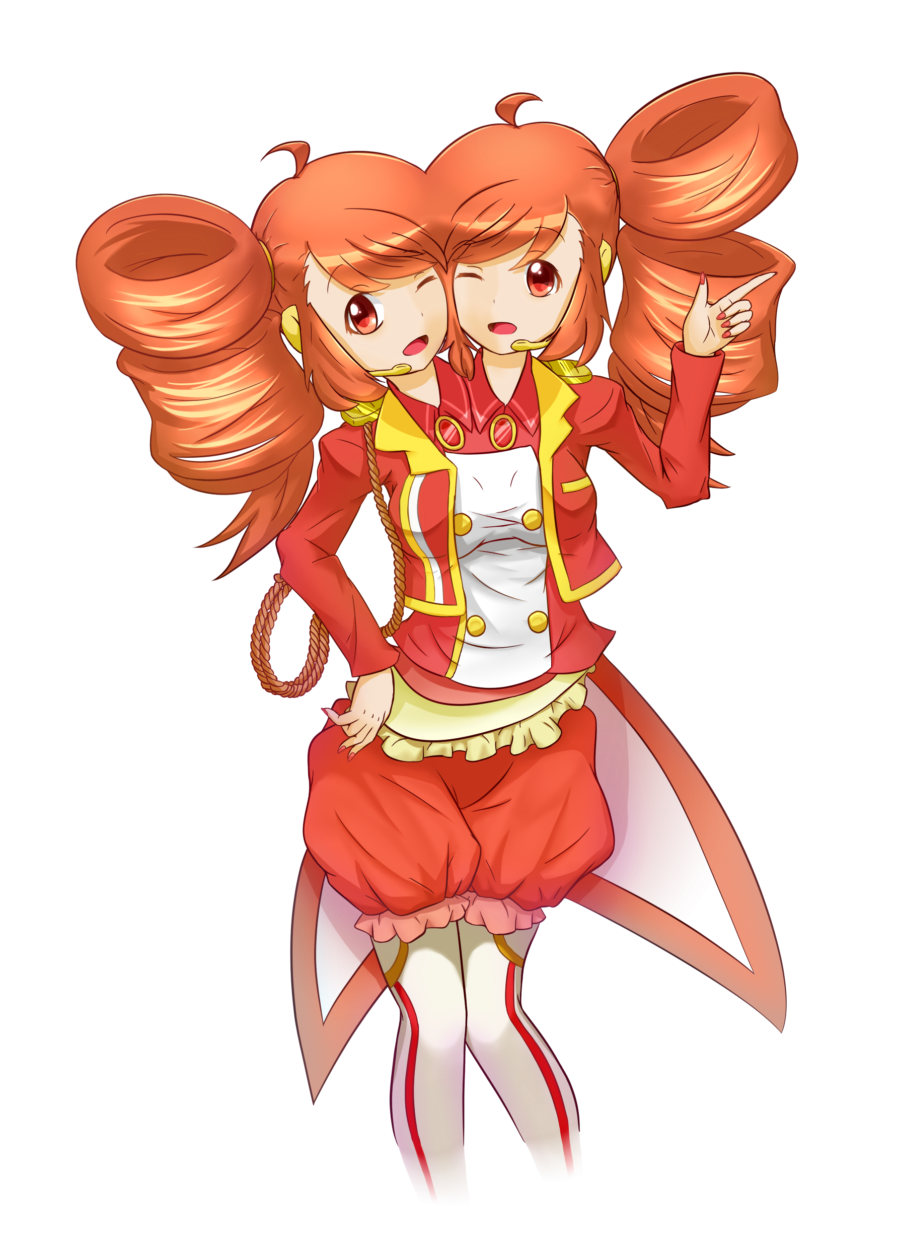 Namami The Two Headed Idol by jim830928 on DeviantArt