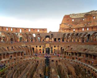 Coliseum by Captain-Planet