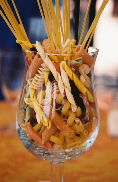 Pasta centerpiece by captain planet on deviantart for Italian decoration food