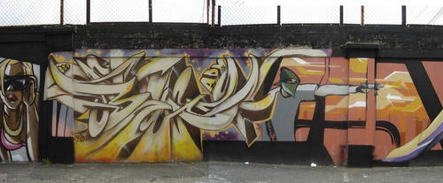 WildStyle by BezOne