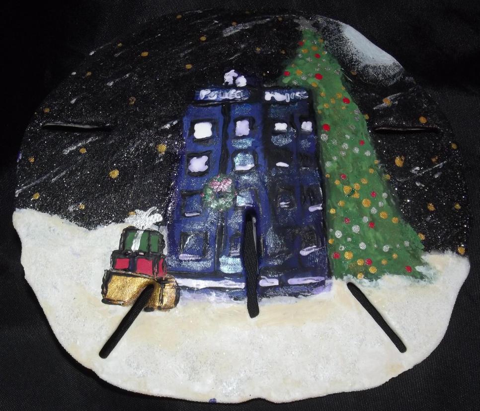 Doctor ornaments - Xmas Ornaments Doctor Who By Genambabin