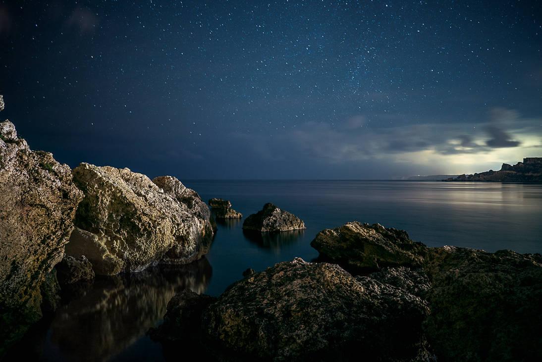 Golden Bay Starscape