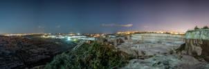 Mosta Valley Panorama