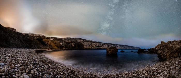 Fomm ir-Rih bay, Malta