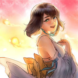 Yuna by relear