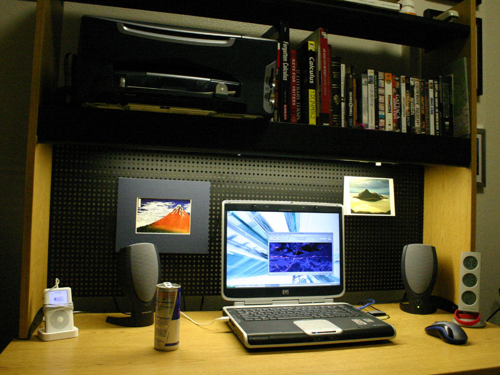 My desktop by Kytus