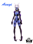 Asagi ''Cloneblade''