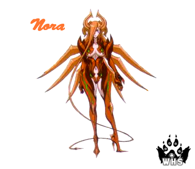 Nora from Witchblade  Witchblade Nora