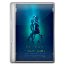 The Shape of Water (2017) Folder Icon. by WHS06