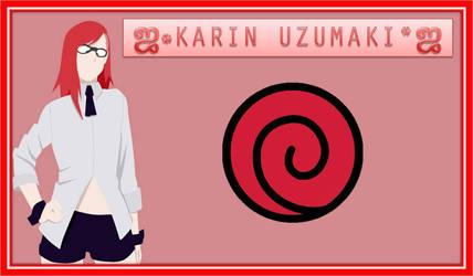 Karin Uzumaki by WHS06