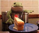 Froggy's Spongecake