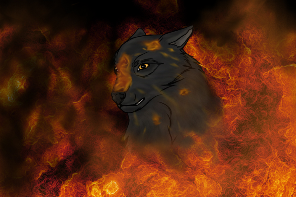 Out of the Fire by laracoa