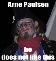 Arne Paulsen by laracoa