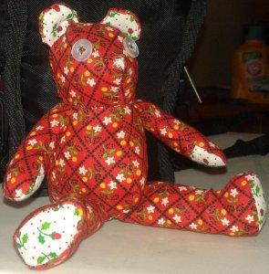 Teddy bear by professoroak