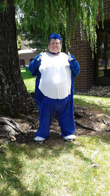 Snorlax costume