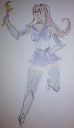 Secret Senshi: Sailor Argentstar