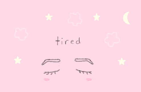 Tired by NikkiSpills