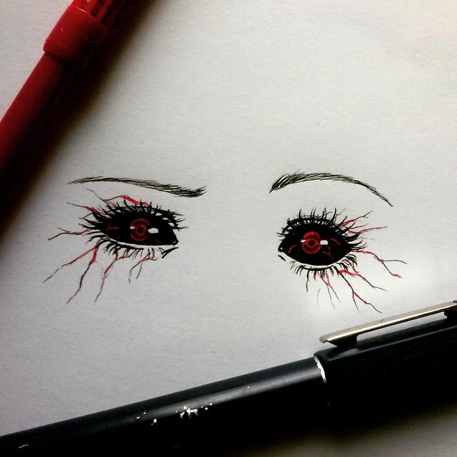 Ghoul Eyes by Emanon000 on DeviantArt