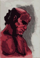 HellBoy Color... by Fire-Scorpion