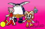 Team Rose Sonic Heroes