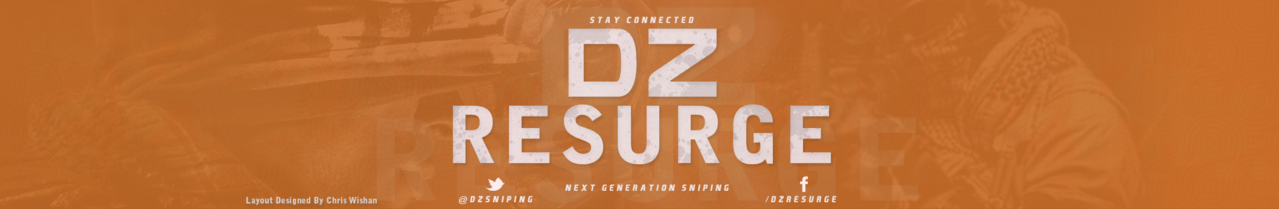 dZResurge YouTube Layout Design by ChrisWishan