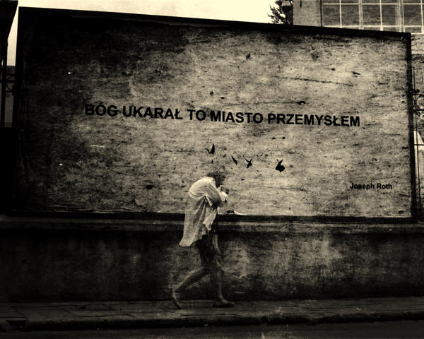 Lodz  bilboard by grafzero