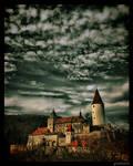 Krivoklat castle 3 by grafzero