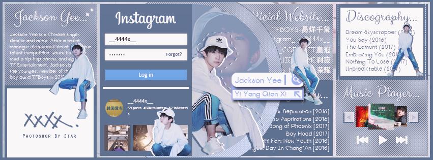 Jackson Yee-180523 by TaylorZoe