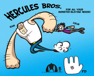 Hercules Bros. by Urbangrey