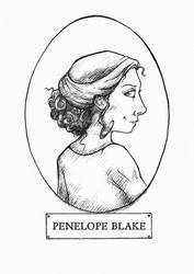 The real Penelope Blake by Urbangrey