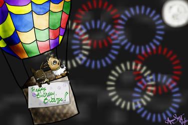 Happy Birthday, Breeze! by 00-Swift-00