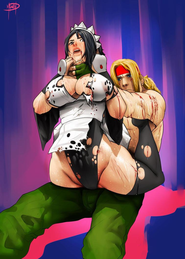 Iroha vs Alex 3 by megaween