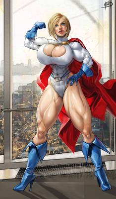 Powergirl Phase 4