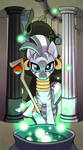 My little pony tarot card 2. The High Priestress -