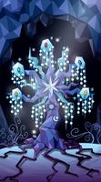 My little pony tarot card 20. The World - Tree by kairean