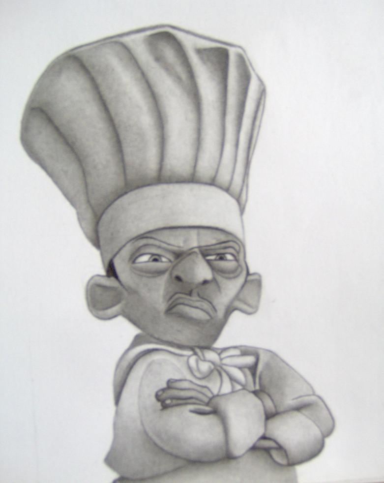 Chef Skinner By Martijnpipoo On Deviantart