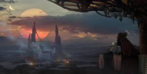 Exalon: The Portal of Future