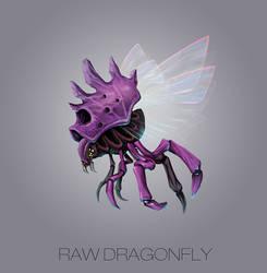 Raw Dragonfly