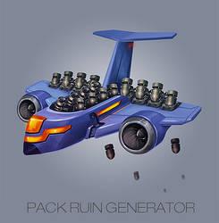 Pack Ruin Generator