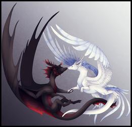 Commission for Hashire by Bakura-sama