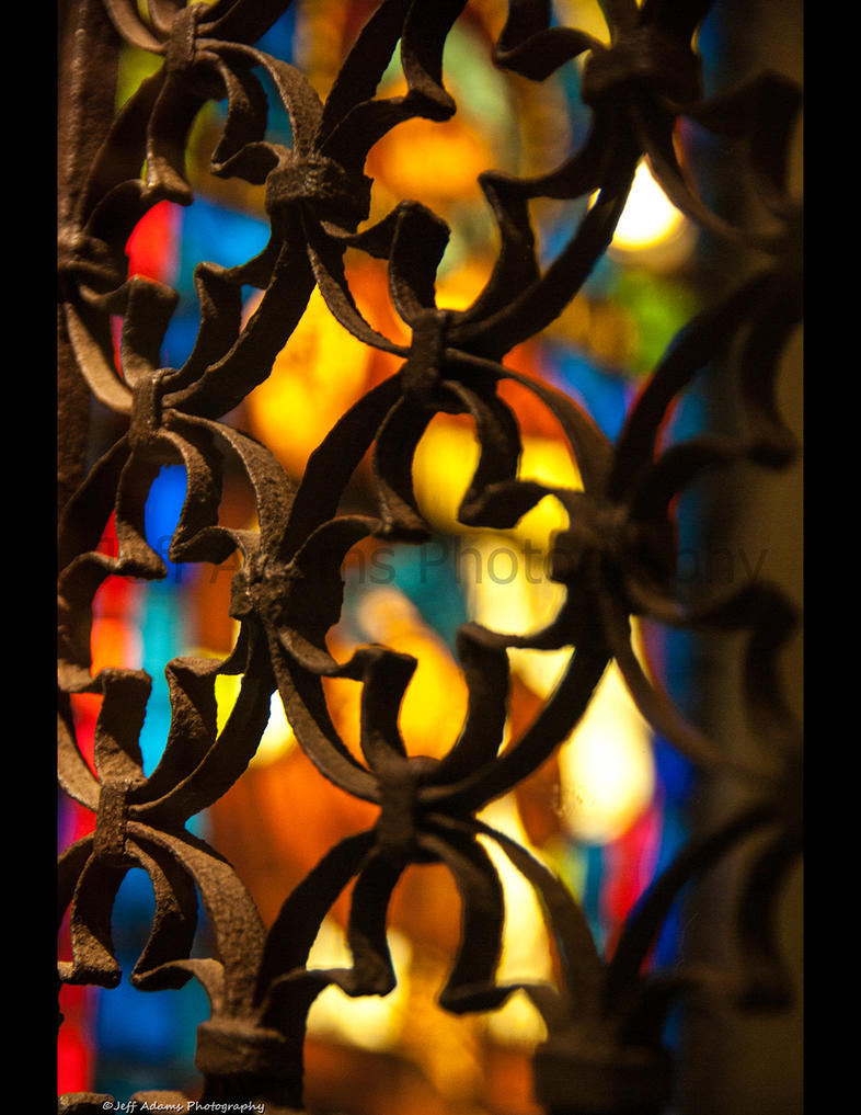 Stained Glass by JeffAdamsPhotography