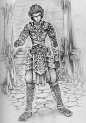 Antareja - Prince of Jangkarbumi