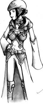 my RaiderZ Cleric