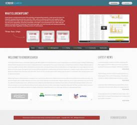 Web 2.0 - VendorSearch by CameronLayfield