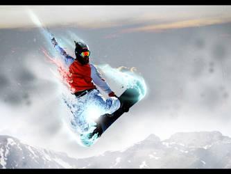 Meteorite Snowboard